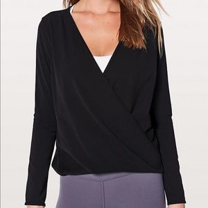Lululemon athletica Full Freedom Long Sleeve NWT